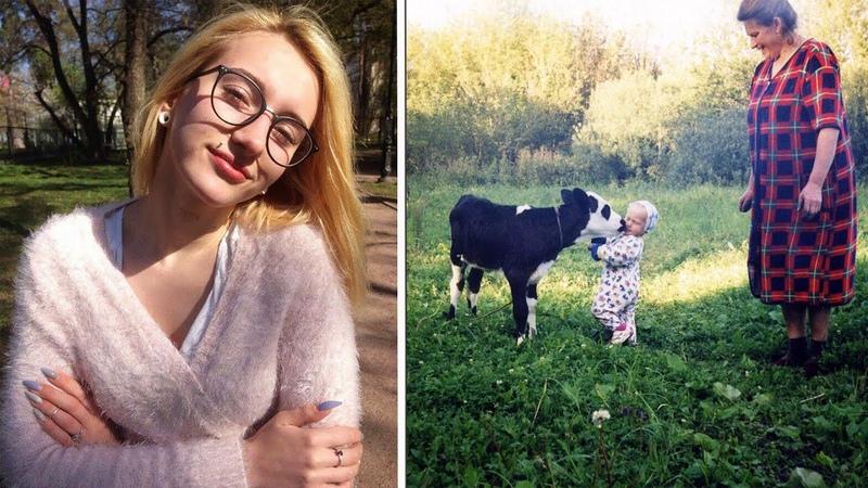 Марийка единственный ребенок родившийся в Чернобыле после аварии