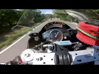 Real road racing pov on a fast r6 _ czech tourist trophy