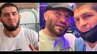 Команда Хабиба в Дубае! Сехудо о бое Хабиб Гэтжи UFC 254