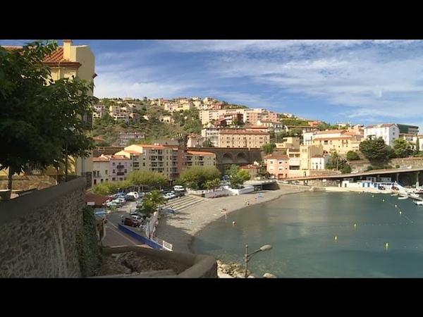 Patrimoine Cerbère la station balnéaire la plus au sud de France