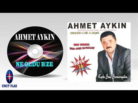 Elektro Sazlı Ağlatan Dertli Damar Türküler - Ne Oldu Bize / Ahmet Aykın