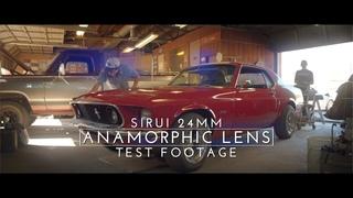 Sirui 24mm f2.8 Anamorphic Lens Test + Footage [Sony A7iii & A7siii]