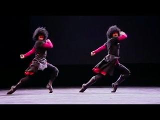 ансамбль Сухишвили - танец Цдо