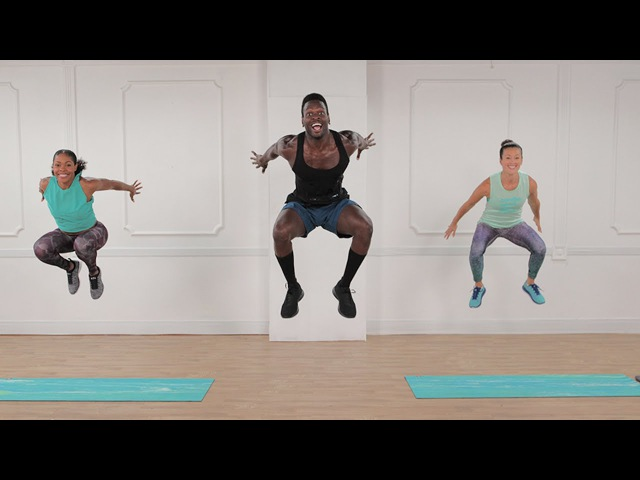 45 Minute Tabata Workout to Torch Calories Class FitSugar