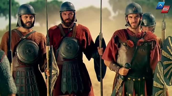 Римская Испания Легенда серии 01 03 2010 год