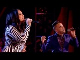 The Voice UK 2013 Nate James Vs Lovelle Hill - Battle Rounds 2 - BBC One