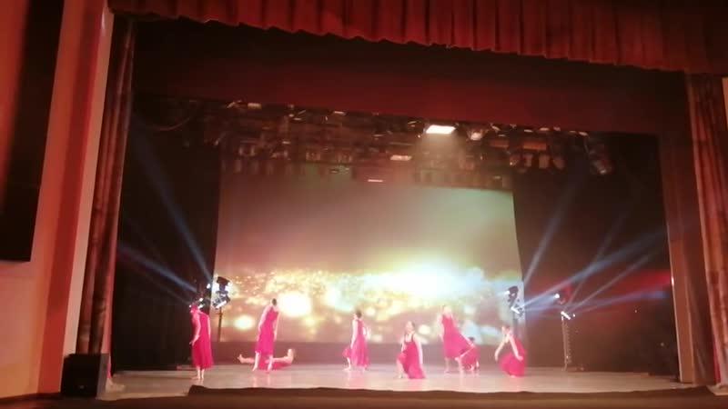 ФГБОУ ВО Нижегородская государственная сельскохозяйственная академия Танцевальный коллектив Пришла любовь