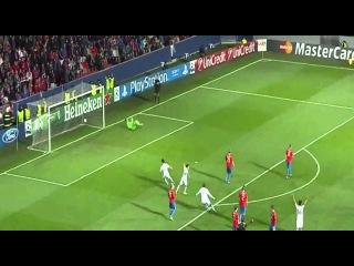 Yaya Toure Fantastic Goal   Viktoria Plzen 0 2 Manchester City HD