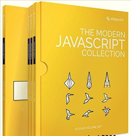 The Modern JavaScript Collection (4 Volume Set)