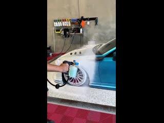 Пенообразователь для мойки автомобиля