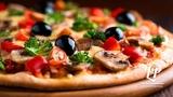 Пицца &amp Суши с собой - LionsProduction