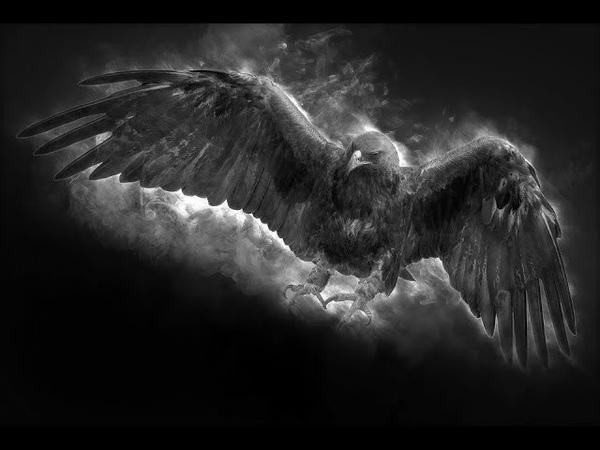 L' Aigle Noir Marie Carmen Karaoke Lyrics Video