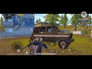 Test pubg realme 6 pro, game without sight.