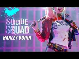 "JND Studios PRESENTS ""Harley Quinn"""