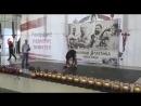 Упражнение Доношение Петра Крылова Побитие старинного Мирового Рекорда на Кубке Краевского 2018
