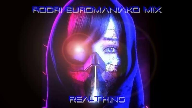 BEAT EURODANCE RODRI EUROMANIAKO MIX REALTHING