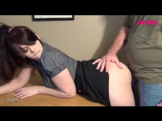 Ryan Smiles - Ryan Wants Her Daddy Part 1 (incest, taboo, natural big tits, daughter, solo, family, father, отец, дочь)