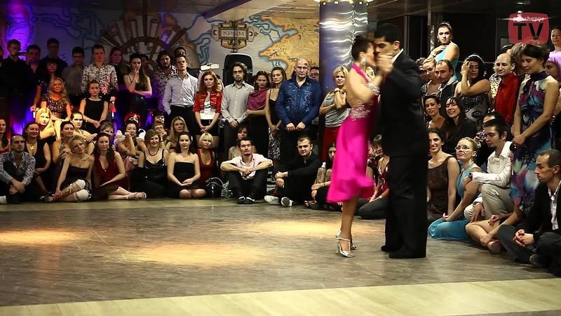 Sabrina and Ruben Veliz 1 prisс archive video tango Planetango 9