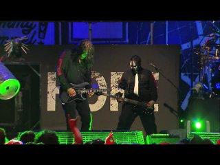 Slipknot Snuff at Jimmy Kimmel