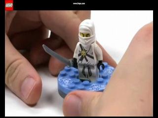 LEGO Ниндзяго Мастер класс Кружитцу