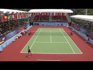 Singapore 2010 tennis women's singles second round svitolina (ukr) vs gavrilova (rus)