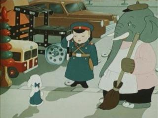 Сказки Сутеева. Зай и Чик (1952)