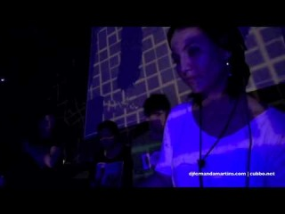 Fernanda Martins @ Blau Club (Spain) May 2014 - VIDEOSET