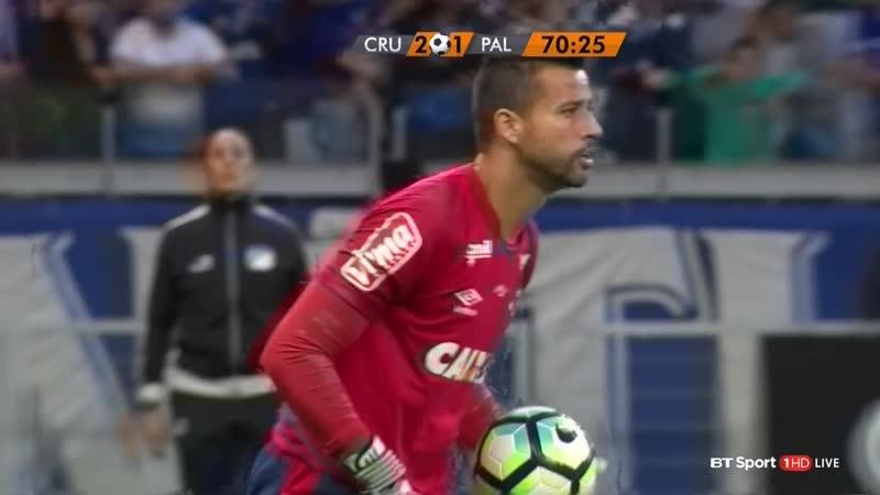 Бразилия 2017 090717 Крузейро Палмейрас