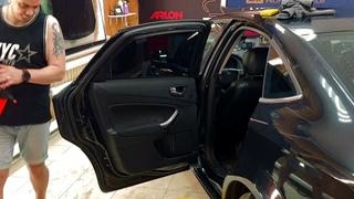 Как затонировать машину. Тонировка Ford Mondeo 4 пленкой NDFOS PHP Black 05 Pro Series