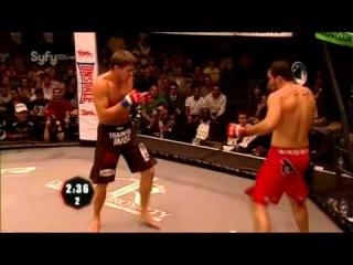 BAMMA 6 - Tom 'Kong' Watson vs Murilo 'Ninja' Rua