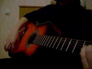 Несколько песен на гитаре
