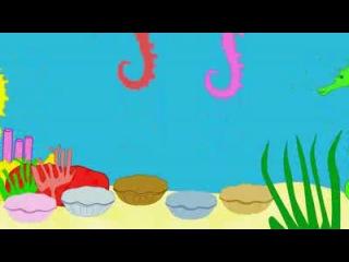 Алфавит на английском. ABC In The Sea