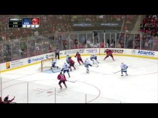 NHL 13/14, RS: Vancouver Canuks vs New Jersey Devils [24.10.2013]