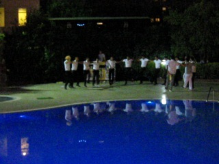 Kemer dream hotel танец персонала )))