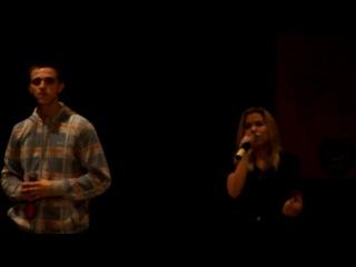 Хип хоп фестиваль 2012 Александр Базна и Мария Урсаки
