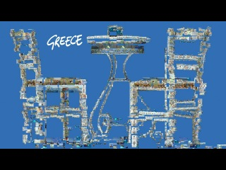 Greek tourism advertising campaign