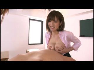 Ria Sakuragi, Airu Oshima - W Supper Big Tits - Sandwiched Between Tits Until Shooting!!!