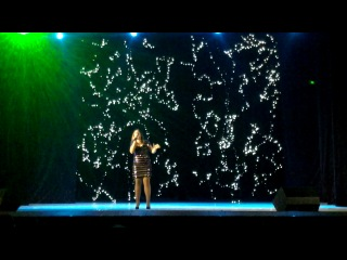 Анастасия Качур (песня для II тура)