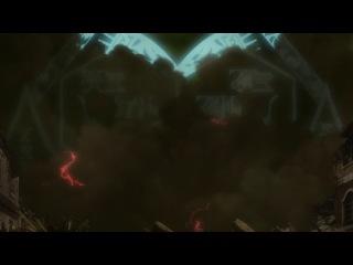 Seikoku no Dragonar / Dragonar Academy / Метка драконьего всадника - 3 серия Озвучка: Симбад & Holly (AniDub)