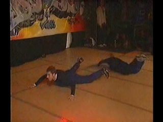 BOTY 1998 MOVE FROM THE OTHER SIDE (GERMANY) SHOWCASE BREAKDANCE
