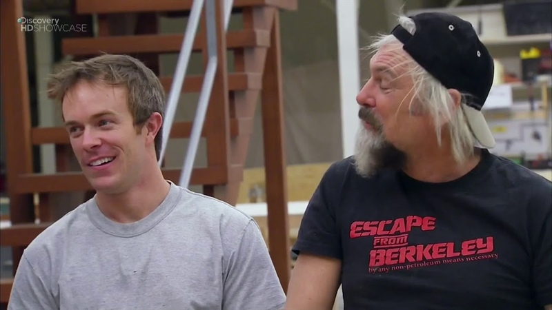 Discovery Аппараты Да Винчи Колесница коса научный документальный фильм