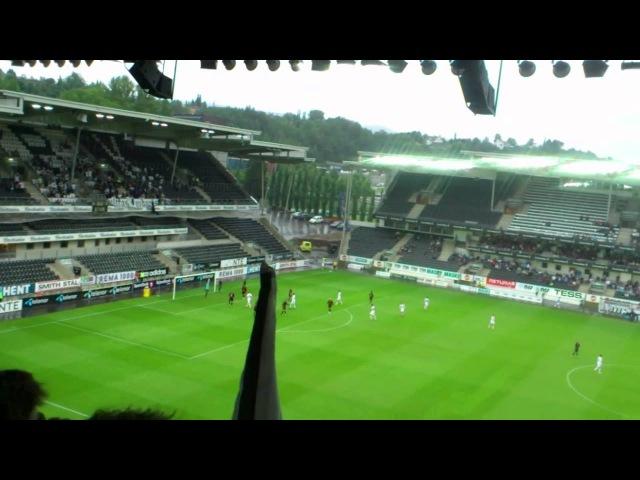 Rosenborg Crusaders 1 0 filmet fra andre omgang