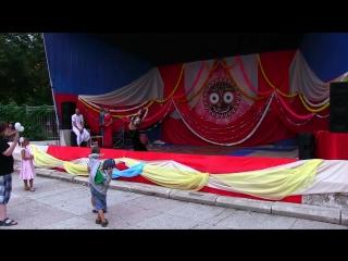 Александра Пушнова трайбл импровизация - Фестиваль индийской культуры в Самаре -