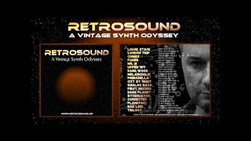 RetroSound A Vintage Synth Odyssey