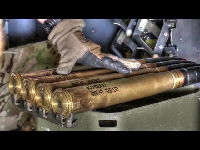 AC-130U Spooky Gunship Live-Fire Air Refueling Mission