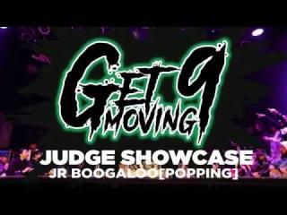 GET_MOVING_vol.9  POPPING_JUDGE SHOWCASE_JR BOOGALOO
