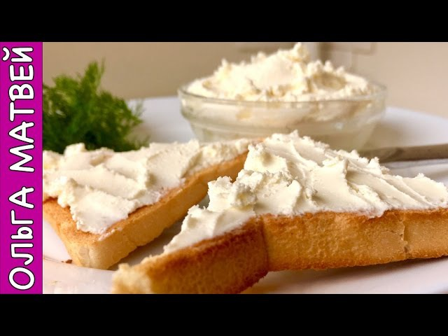 Cыр Филадельфия Очень и Очень Вкусный и Легкий Рецепт | Philadelphia Soft Cream Cheese