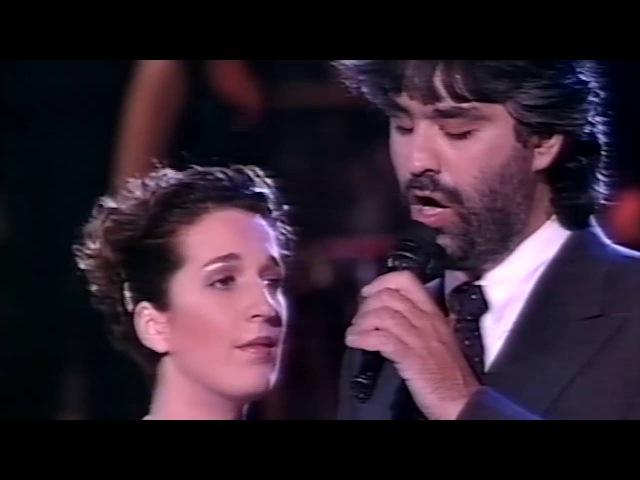 Andrea Bocelli y Dulce Pontes O Mare E Tu