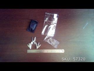 EDC брелок на ключи: плоскогубцы, кусачки, нож, отвертка и др.