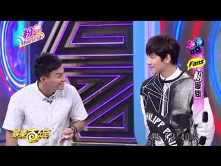 11.09.2015 чанук на тайване/taiwanese variety show/ 100%entertainment